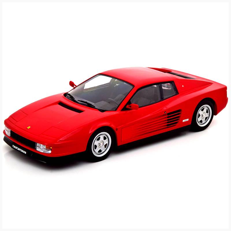 Simoncini Giocattoli e Modellismo Roma - KKScale - Ferrari Testarossa