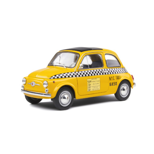 FIAT 500 TAXI NYC – 1965