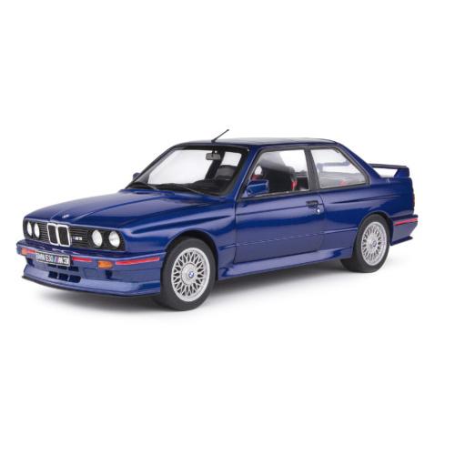 BMW E30 M3 – MAURITIUS BLUE – 1990