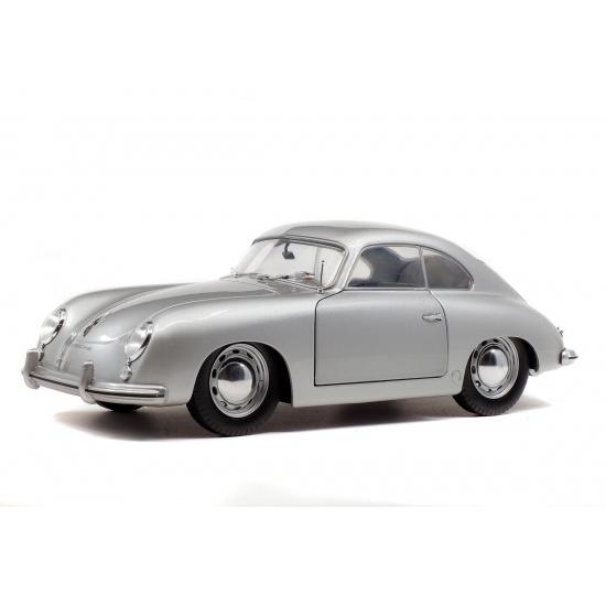 PORSCHE 356 PRE-A – SILVER – 1953